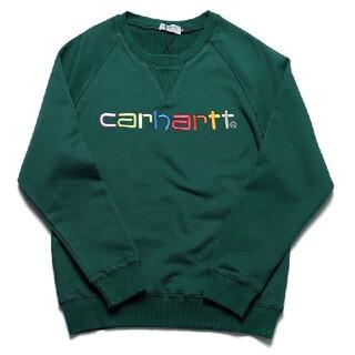 carhartt - 【新品タグ付き】カーハート Carhartt 刺繍ロゴ スウェット