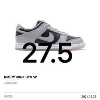 NIKE - NIKE W DUNK LOW SP (サイズ27.5)