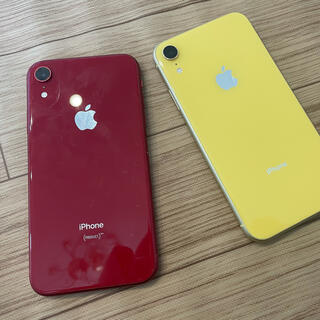 Apple - iPhone XR セット売り!