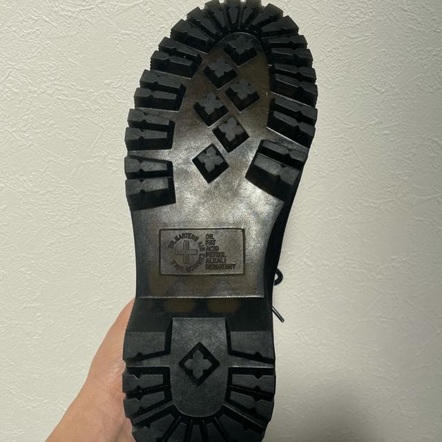 Dr.Martens(ドクターマーチン)のドクターマーチン1461 3ホール UK5 厚底 【新品未使用】 レディースの靴/シューズ(ローファー/革靴)の商品写真