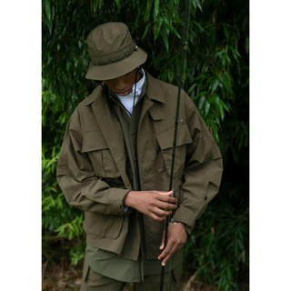 ダイワ(DAIWA)のTech Jungle Fatigue Jacket(ミリタリージャケット)
