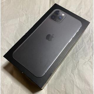 Apple - 香港版 デュアルSIM iPhone11 Pro 64GB グレイ B100%