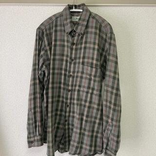 エルエルビーン(L.L.Bean)のエルエルビーン シャツ アメリカ製(シャツ)