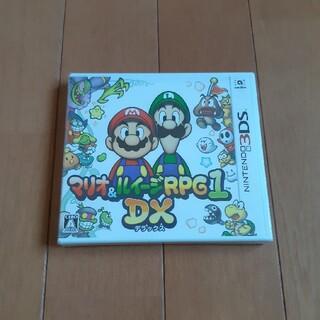 ニンテンドー3DS - マリオ&ルイージRPG1 DX 3DS