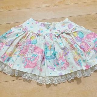 アンジェリックプリティー(Angelic Pretty)の新品 angelicpretty toy parade スカート アンジェリック(ミニスカート)