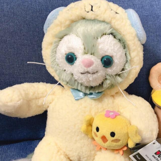 Disney(ディズニー)の上海 香港  ディズニー   ジェラトーニ  ぬいぐるみ  エンタメ/ホビーのおもちゃ/ぬいぐるみ(キャラクターグッズ)の商品写真