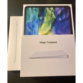 Apple - iPad Pro 11 128GB (第二世代) SIMフリー いろいろ付き