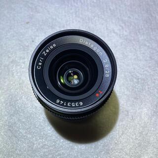 キョウセラ(京セラ)のコンタックス28mm/f2.8(レンズ(単焦点))