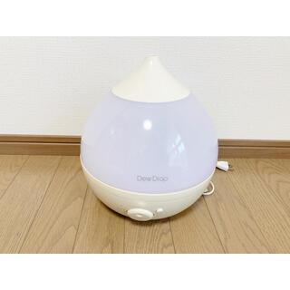 【送料無料】DEW Drop 超音波式アロマ加湿器