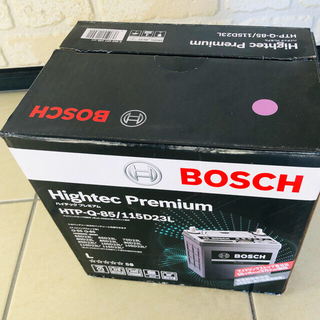 ボッシュ(BOSCH)のBOSCH 国産車バッテリーアイドリングストップ車(車種別パーツ)