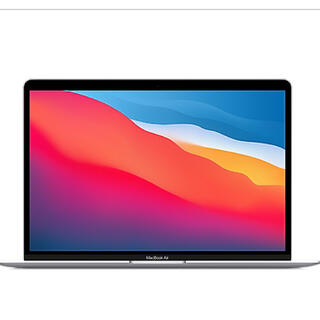 Apple - MacBook Air シルバー 2020 M1