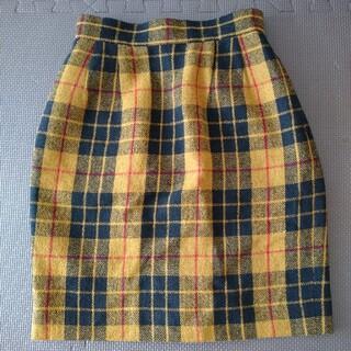 サンヨー(SANYO)の【HARTFORD】膝丈スカート(ひざ丈スカート)