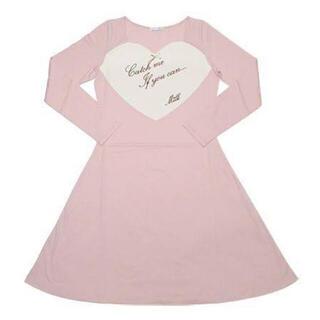 MILK - ♡MILK catch me dress ピンク ワンピース バレンタイン♡