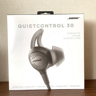 BOSE - 新品未使用!BOSE QUIETCONTROL 30