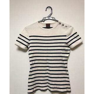 ジャンポールゴルチエ(Jean-Paul GAULTIER)のGaultier Jean's(ゴルチェ ジーンズ) ボーダーTシャツ Sサイズ(Tシャツ/カットソー(半袖/袖なし))