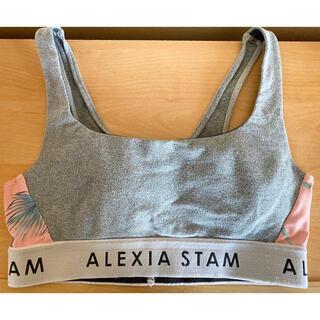 ALEXIA STAM - アリシアスタン トレーニングウェア