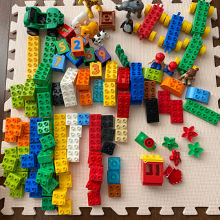 Lego - レゴデュプロ、8000円相当、汚れ小傷あり、LEGO、レゴ