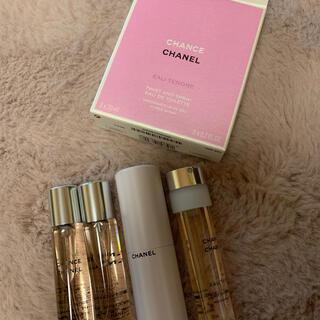 CHANEL - CHANEL  チャンス 香水