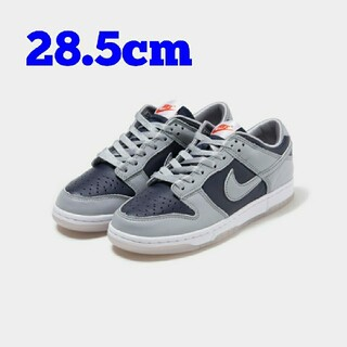 NIKE - 28.5cm NIKE WMNS DUNK LOW COLLEGE NAVY②