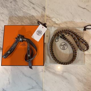 エルメス(Hermes)の新品未使用 エルメス ショルダーストラップ シルバー金具(その他)