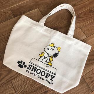 SNOOPY - スヌーピーミニトートバッグ 未使用品