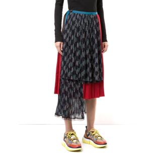 sacai - (未使用・タグあり)kolor プリーツスカート 2020-2021aw
