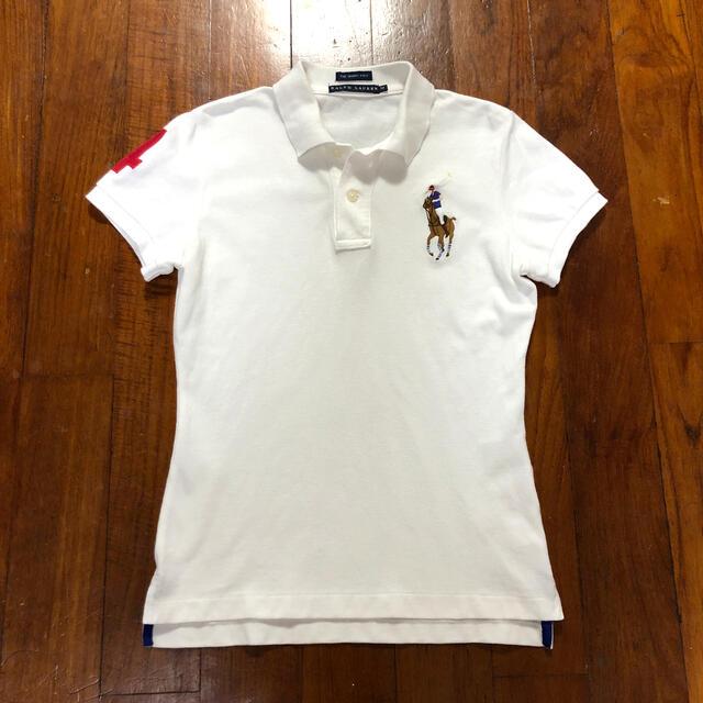 Ralph Lauren(ラルフローレン)のラルフローレン  ポロシャツ M レディースのトップス(ポロシャツ)の商品写真