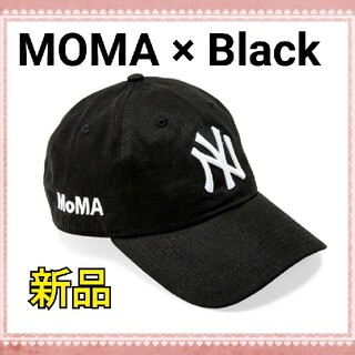 MOMA - 【新品】 MOMA x Yankees New Era Capブラック