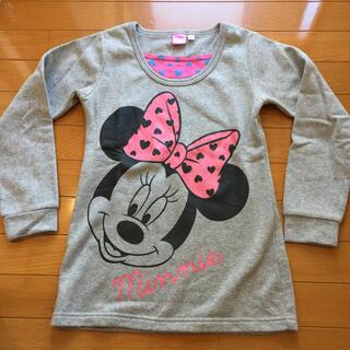 Disney - Disney トレーナー Aライン ロング 140cm ミニーマウス