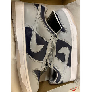 NIKE - dunk low sp womens  college Navy  26cm