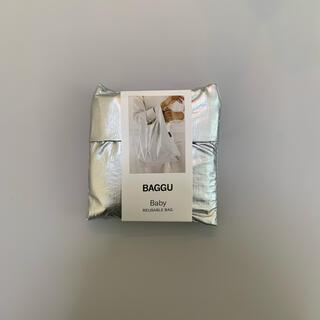 BEAMS - baggu baby シルバー