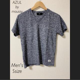 アズールバイマウジー(AZUL by moussy)のAZUL by moussy メンズ 半袖 Tシャツ(Tシャツ/カットソー(半袖/袖なし))