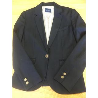 ドゥアルシーヴ(Doux archives)のドゥアルシーヴ☆スーツ ジャケット 黒(テーラードジャケット)