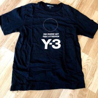 Y-3 - Y-3 フロントロゴ Tシャツ