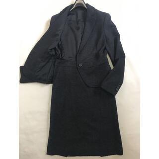 ノーリーズ(NOLLEY'S)のS123★ノーリーズ ソフィー スカートスーツ 秋冬 38(M)9号 黒(スーツ)