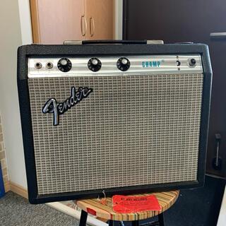 フェンダー(Fender)のVINTAGE 1977年 Fender CHAMP シルバーフェイス(ギターアンプ)
