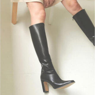 snidel - acym ロングブーツ