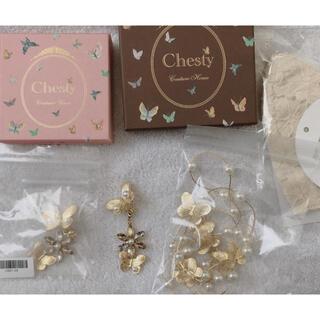 Chesty - ☆未使用☆Chesty アクセサリー 3点セット