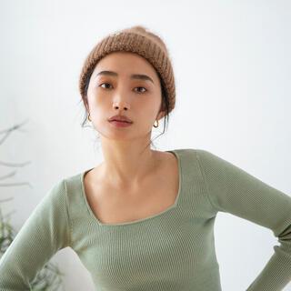 SeaRoomlynn - searoomlynn シールームリン アンゴラ ニット帽 アリシアスタン
