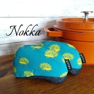 ストウブ(STAUB)の✧New Design✧Nokka『ノッカ』鍋つかみ✧ ハリネズミ 北欧風(キッチン小物)