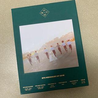 防弾少年団(BTS) - BTS MEMORIES OF 2016