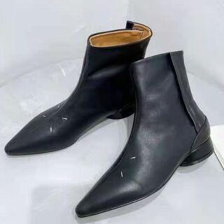 Maison Martin Margiela - Maison Margiela 4stitch boots 37