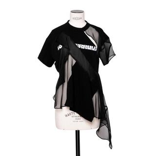 sacai - sacai 新作Tシャツ