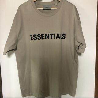 FEAR OF GOD - essentials 20ss tシャツ L