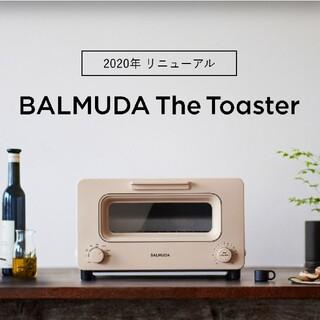 BALMUDA - 【新品・2020年新モデル】K05A-BGバルミューダ トースター ベージュ