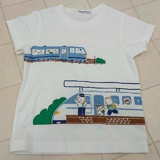 familiar - ファミリア  familiar Tシャツ 100