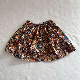 Caramel baby&child  - リバティ  ソープ ギャザースカート 90サイズ