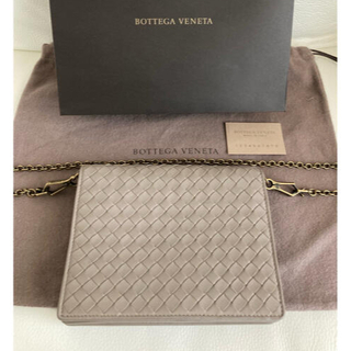 Bottega Veneta - Bottega Veneta ボッテガヴェネタ チェーンウォレット