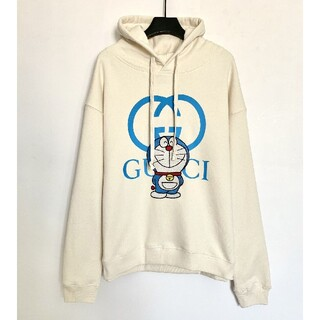 Gucci - 高品質Gucci X Doraemon パーカー7