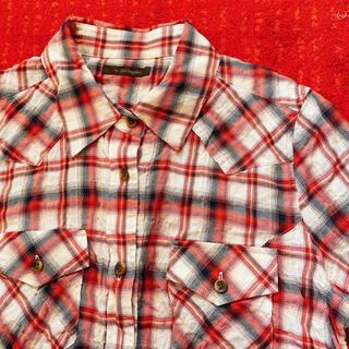 シンゾーン(Shinzone)のシンゾーン マイダルタニアン チェックシャツ(シャツ/ブラウス(長袖/七分))